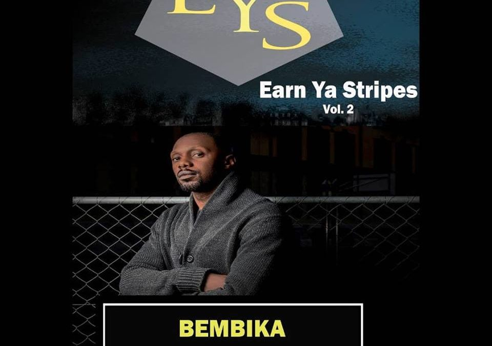 Judge at Earn ya Stripes in Lausanne