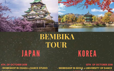 Bembika Asian Tour (Japan & Korea)