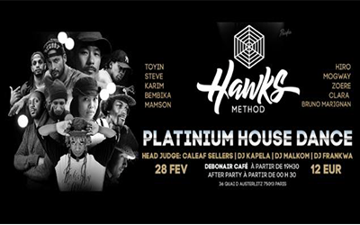 Hawks Method Platinium House Dance