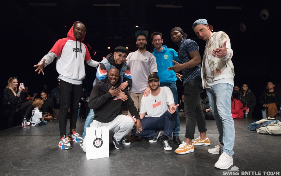 EDC Swiss Battle Tour Winner