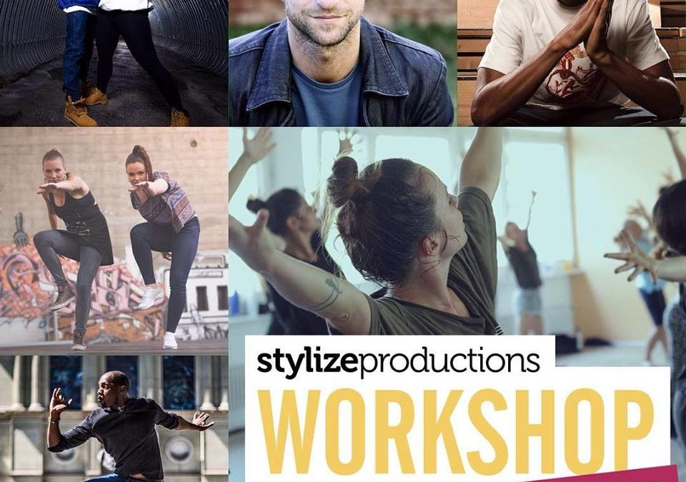 Workshop @ Stylize production 2017